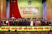 Bế mạc Đại hội Hội Nông dân Việt Nam lần thứ VII, nhiệm kỳ 2018-2023