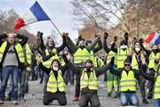 Phong trào 'Áo vàng' là 'tai họa' đối với nền kinh tế Pháp