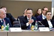 Pháp và Hungary ký thỏa thuận quân sự và năng lượng hạt nhân