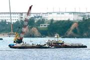 Chính phủ Nhật Bản bắt đầu di chuyển căn cứ Mỹ tại Okinawa