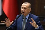 """Thổ Nhĩ Kỳ có thể mở chiến dịch quân sự tại Syria """"bất kỳ lúc nào"""""""