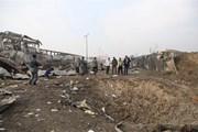 Phái đoàn Afghanistan tới UAE tham dự hòa đàm với Taliban