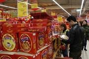 """Hàng Việt Nam """"lép vế"""" trong hệ thống bán lẻ nước ngoài"""