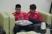 Các cầu thủ đội tuyển Việt Nam đều sẽ chơi với 200% sức lực