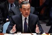 Ngoại trưởng Trung Quốc kêu gọi tăng hợp tác chiến lược với Pháp
