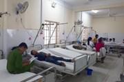 Vụ xe khách đâm vào nhà dân: 5 nạn nhân đang điều trị ở bệnh viện