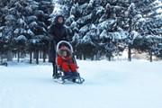 Hình ảnh người dân Siberia đón đợt lạnh sâu trước thềm Năm mới 2020