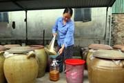 [Photo] Làng nghề tương nếp Úc Kỳ tại tỉnh Thái Nguyên