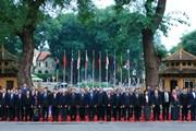 Việt Nam đóng góp tích cực vào thành lập Cộng đồng ASEAN