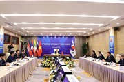 Hình ảnh về Hội nghị Cấp cao Mekong-Hàn Quốc lần thứ hai