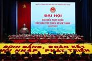Hình ảnh Đại hội đại biểu các dân tộc thiểu số Việt Nam
