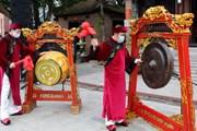 [Photo] Phú Thọ: Dâng hương tri ân công đức Tổ Mẫu Âu Cơ