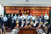 Thủ tướng Nguyễn Xuân Phúc làm việc với lãnh đạo chủ chốt tỉnh Phú Yên