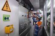 Hoàn thành lắp đặt máy đào hầm thứ 2 của tuyến metro Nhổn-ga Hà Nội