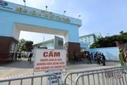 [Photo] COVID-19: Bệnh viện K tạm thời phong tỏa cả 3 cơ sở