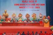 Công đoàn Việt Nam tổ chức bầu ban chấp hành nhiệm kỳ 2018-2023