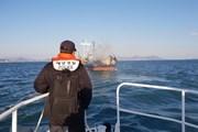 Cháy tàu cá Hàn Quốc: Hỗ trợ thanh toán bảo hiểm cho thuyền viên Việt