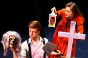 Vở diễn về quái vật Frankenstein đến với khán giả Việt Nam