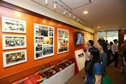 Thăm phòng truyền thống TTXVN bằng trải nghiệm video 360 độ