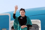 [Timeline] Chủ tịch Quốc hội dự Hội nghị MSEAP 3 và thăm Thổ Nhĩ Kỳ