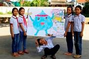 Phát động cuộc thi ý tưởng giáo dục và vẽ tranh về bảo vệ nguồn nước