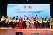 Diễn giả 10 quốc gia cùng bàn cách dạy tiếng Anh hiệu quả