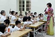 Bồi dưỡng năng lực cho 32.000 giáo viên, cán bộ quản lý cốt cán