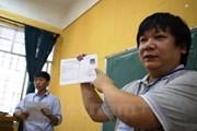 Đề thi học sinh giỏi quốc gia bị chê, Bộ Giáo dục và Đào tạo nói gì?