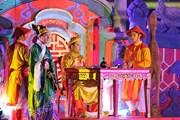 [Photo] Lung linh Đêm Hoàng cung tại Festival Huế 2014