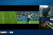 Vì sao trọng tài không cho Nigeria hưởng penalty dù bóng chạm tay Rojo