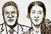 Video công bố Nobel Hòa bình 2018, chống bạo lực tình dục thời chiến
