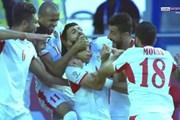 Jordan-Việt Nam 1-0: Xem bàn thắng của Jordan vào lưới Đặng Văn Lâm