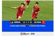 Đăng Văn Lâm nói gì khi cản phá penalty giúp Việt Nam vượt qua Jordan