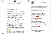 Tuyển thủ Pháp Cabaye chúc Quang Hải tỏa sáng ở Asian Cup
