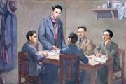 Chiêm ngưỡng các hiện vật quý ghi lại lịch sử các kỳ Đại hội Đảng
