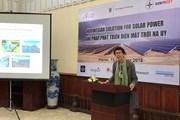 Na Uy và Việt Nam chia sẻ kinh nghiệm phát triển điện Mặt Trời