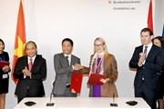 Việt Nam và Áo ký hợp tác về Thương mại điện tử và công nghiệp 4.0