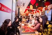Giá vàng Rồng Thăng Long và thương hiệu SJC cùng quay đầu giảm