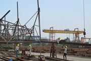 Lượng sắt thép xuất khẩu tăng hơn 46% trong tháng đầu năm