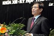 Ông Đỗ Ngọc An được bầu là Chủ tịch UBND tỉnh Lai Châu