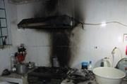 Lào Cai: Nổ bình gas tại nhà riêng làm hai người bị thương