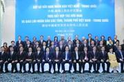Thúc đẩy hợp tác, giao lưu nhân dân Việt Nam-Trung Quốc