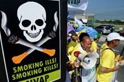 WHO: Thuốc lá khiến kinh tế thế giới thiệt hại 1.000 tỷ USD mỗi năm