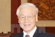 Tổng Bí thư Nguyễn Phú Trọng thăm chính thức nước CHND Trung Hoa