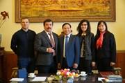 Cơ hội cho sinh viên Việt Nam tại đại học hàng đầu nước Nga MGU