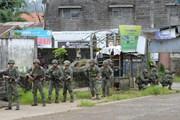 Giao tranh 4 ngày, quân đội Philippines tiêu diệt hàng chục phiến quân