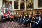 Tổng thống Donald Trump kết thúc chuyến thăm nhiều tranh cãi đến Anh