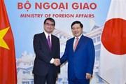 WEF ASEAN 2018: Nhật Bản, Việt Nam kêu gọi Mỹ quay lại CPTPP