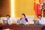 Họp Ủy ban Thường vụ Quốc hội: Nâng cao hiệu quả quản lý đầu tư công