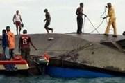 Lật phà trên hồ lớn nhất của châu Phi, hơn 40 người thiệt mạng